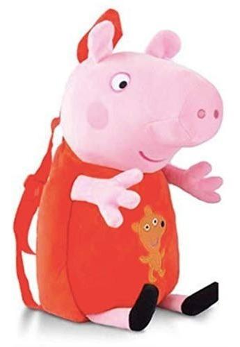 Vanni Mochila Infantil Peluche Peppa Pig Morral Animado 866