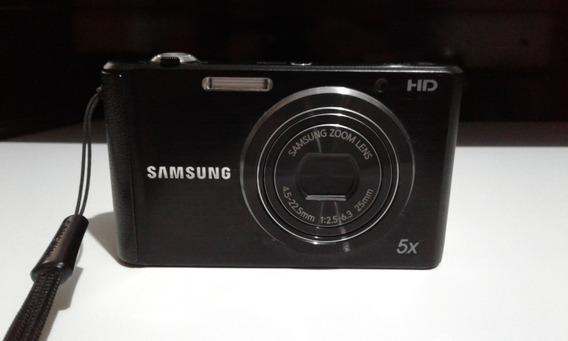 Câmera Digital Samsung Preta