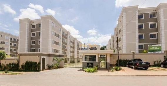 Apartamento Com 2 Dormitórios Para Alugar, 46 M² Por R$ 661/mês - Água Chata - Guarulhos/sp - Ap0731