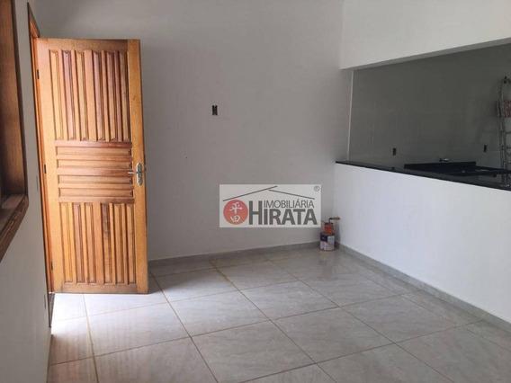 Casa Com 2 Dormitórios À Venda, 86 M² Por R$ 220.000 - Jardim Nossa Senhora De Lourdes - Hortolândia/sp - Ca1483
