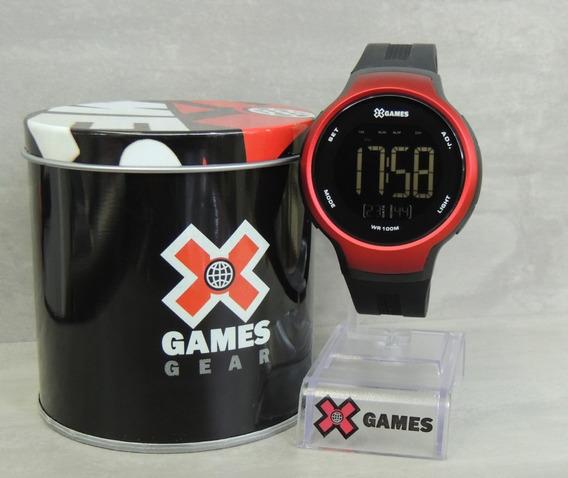 Relógio X Games Masculino Digital Mod: Xmppd552 Pxpx - Nota Fiscal E Garantia Oficial Orient