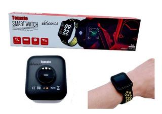 Smart Watch/relógio Inteligente Cardíaca Tomate Mtr-26