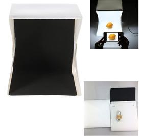 Estúdio Fotográfico Portátil Completo Box Foto Promoção