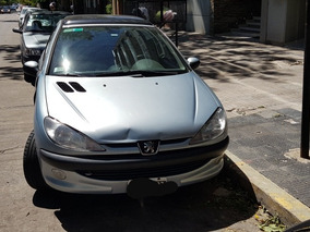Peugeot 206 Xt 1.6 16 Válvulas 110 Cv 5 Puertas