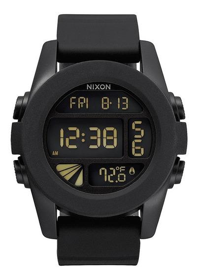 Reloj Nixon Unit Black