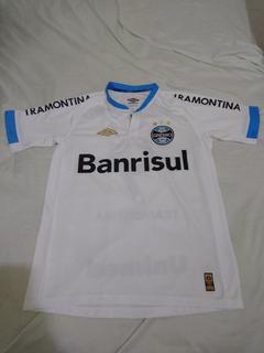 Camisa Umbro Grêmio Branca 2015