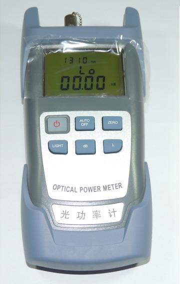 Powermeter Power Meter Optico Medidor De Potência Novo Aprov