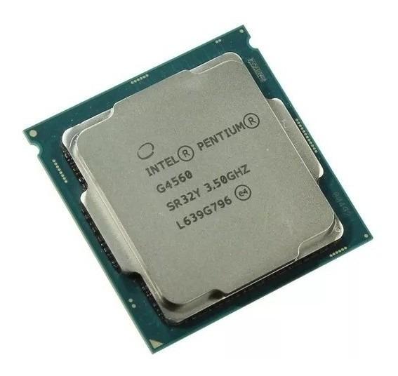 Pentium G4560 7° Geração Soquete 1151
