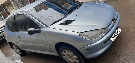 Peugeot 206 Xr Nidnight