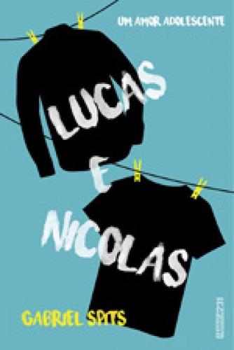 Imagem 1 de 1 de Lucas E Nicolas - Um Amor Adolescente