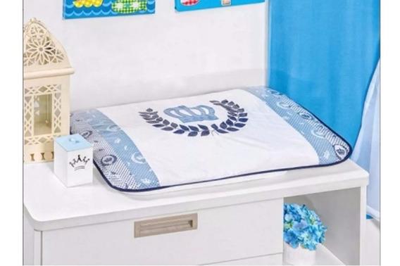 Trocador Baby Principe Azul Plastificado 01 Peça