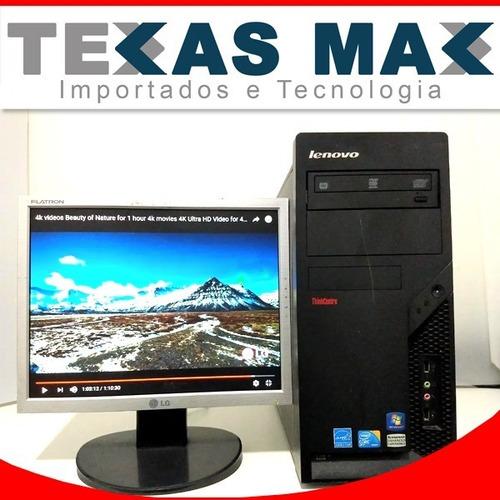 Computador Lenovo I5+ Monitor 17+ Teclado E Mouse