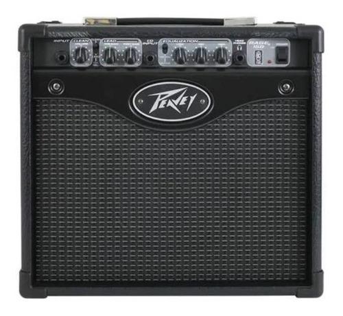 Imagem 1 de 2 de Amplificador Cubo Guitarra Peavey Rage 158 220 Volts 15w