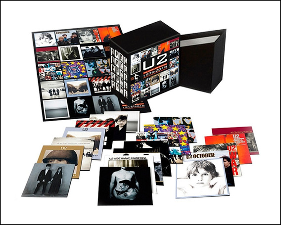 U2 - The Complete Edition 1976 - 2018