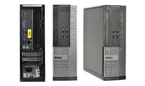 Desktop Core I5 4ª Geração 3.30ghz Hd Ssd 120gb 8gb Dvd Dell