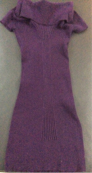 Suéter Tipo Vestido Usado 000151