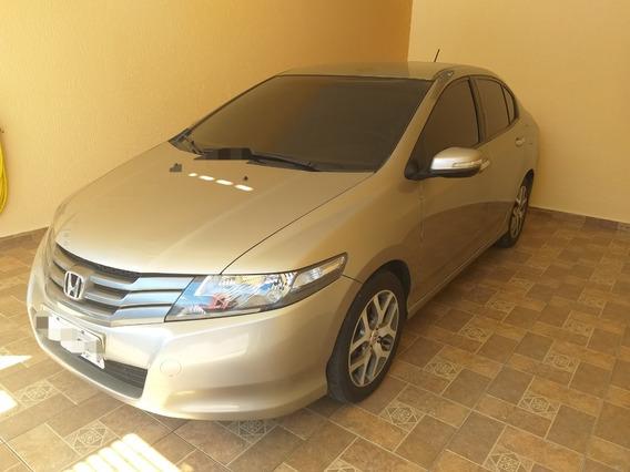 Honda City Exl 2010 ( Automático E Couro )