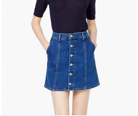Falda Mango Jeans