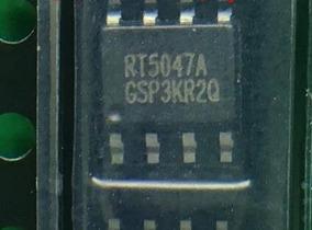 10x Circuito Integrado Rt5047a Ci Smd Rt5047 Original Tuner