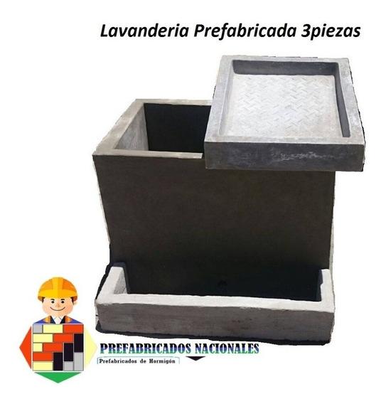 Lavanderías Prefabricadas, Piedra De Lavar Varios Modelos