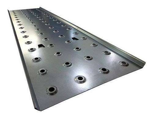 Imagen 1 de 7 de Liquidacion! Chapon Andamio P/escalera Articulada Aluminio