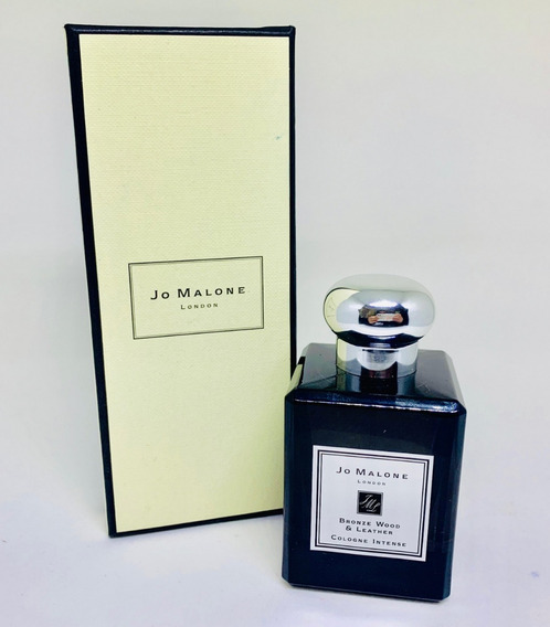 Perfume Jo Malone Bronze Wood & Leather 50ml