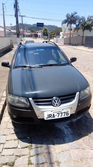 Volkswagen Parati 1.8 Track & Field Total Flex 5p 2008