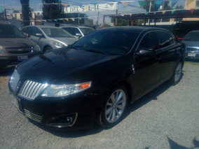Lincoln Mks V6 Gps At 2011