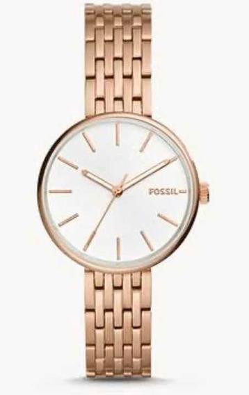 Reloj Fossil Bq3463 Dama + Envió Gratis