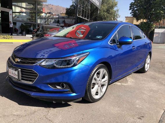Chevrolet Cruze 2016 4p Lt L4/1.4/t Aut
