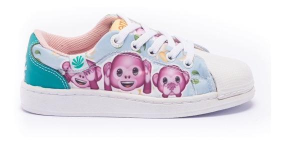 Zapatillas Kioshi Hanon Emoji Monkeys