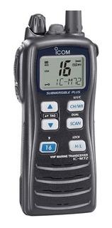 Rádio Icom Marítimo Vhf Ic-m72 Sem Bateria