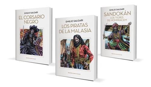 Clarín Colección Emilio Salgari