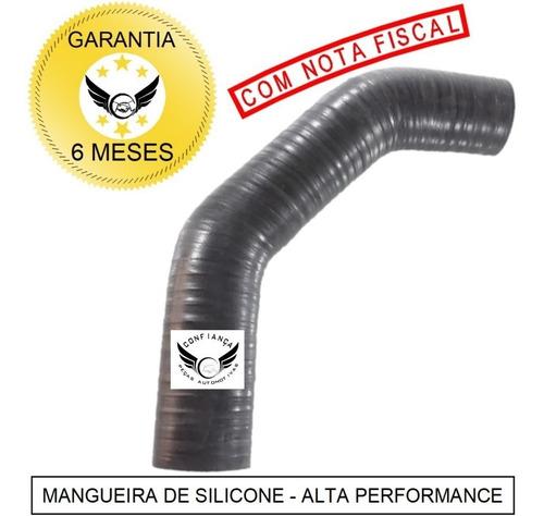 Imagem 1 de 6 de Mangueira Turbina L200 Gl Gls Quadrada Silicone Hd150011