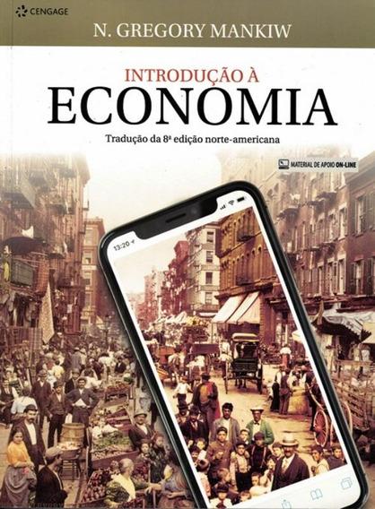 Introducao A Economia - 4ª Ed - Traducao Da 8ª Ed Norte Am