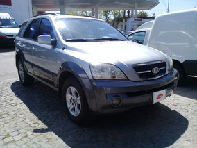 Kia Sorento 3.5 Ex At 2004 Gris Plata Taraborelli San Miguel