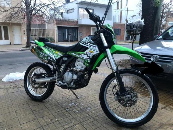 Kawasaki Klx 250 2011 25000 Kilómetros