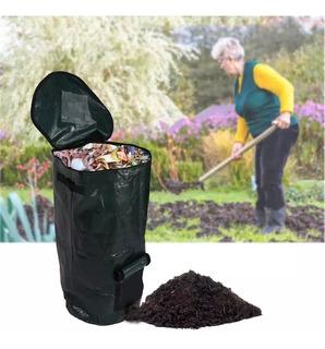 Bolsa Reutilizable Composta Residuos Orgánicos Jardín