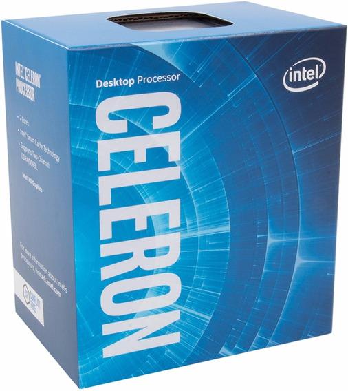 Processador Intel G3930 Celeron 1151 2,90 Ghz Box