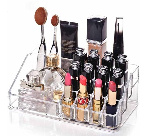 Imagem 1 de 4 de Bandeja Para Maquiagem Com Porta Batom