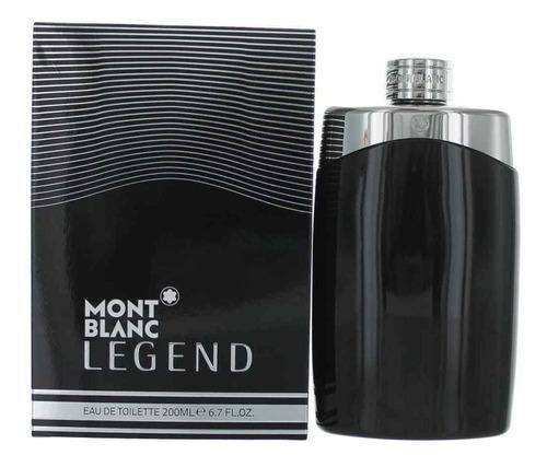 Perfume Mont Blanc Legend Original Men - L a $1080