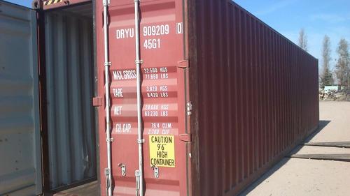 Contenedores Maritimos 20y40 Usados Containers San Nicolas.