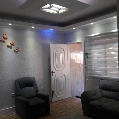 Imagem 1 de 18 de Sobrado Com 03 Dormitórios E 210 M² A Venda No Vila Serralheiro, São Paulo   Sp. - Sb113172v