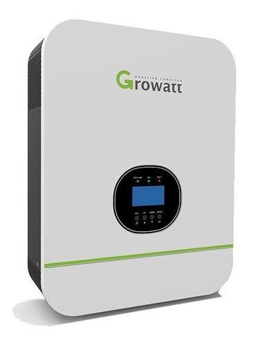 Inversor Cargador Solar Off Grid 3000w 24v Onda Pura Mppt