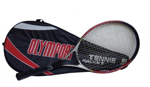 Raquete De Tênis Olymport Tennis Racket Oa064 Oferta!!!