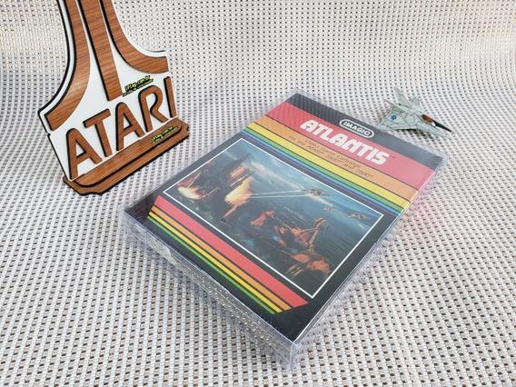 Atlantis Imagic Lacrado [ Atari 2600 Nib ] Perfeito Coleção