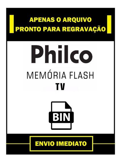 Arquivo Dados Memória Flash E Eeprom Tv Ph42m Led A4