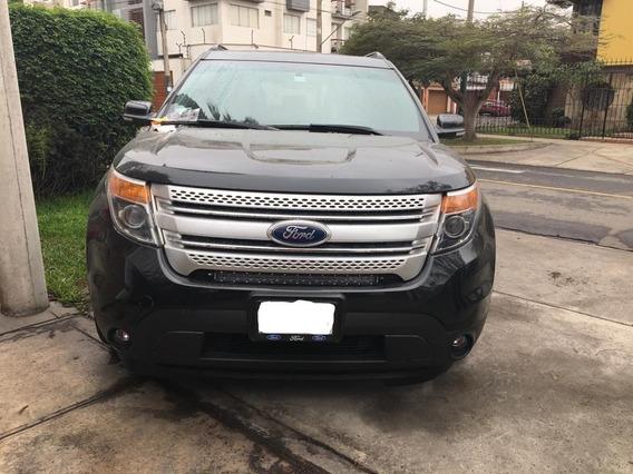 Ford Explorer 2015 Modelos Xlt Full Equipada