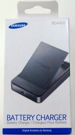Carregador De Bateria Samsung Ea-bc4gc2 P/ Galaxy Camera 2