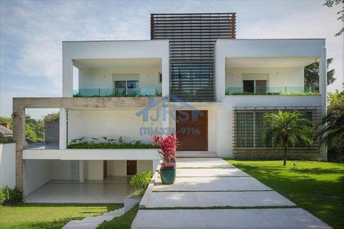 Condomínio Palos Verdes Casa À Venda, 688 M² Por R$ 3.800.000 - Ca0617